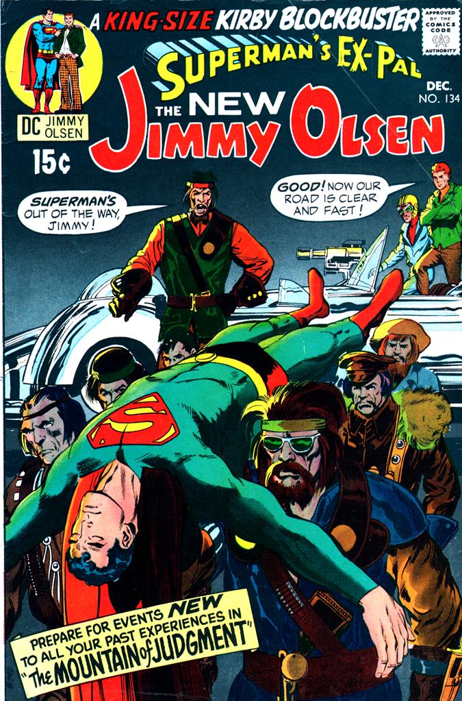 Powergirl,¿personaje subvalorado en DC Universe?: JimmyOlsen134cover_sml