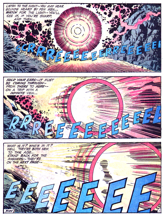 Day 31 The Boom Tube 365 Days Of Jack Kirby S Fourth World