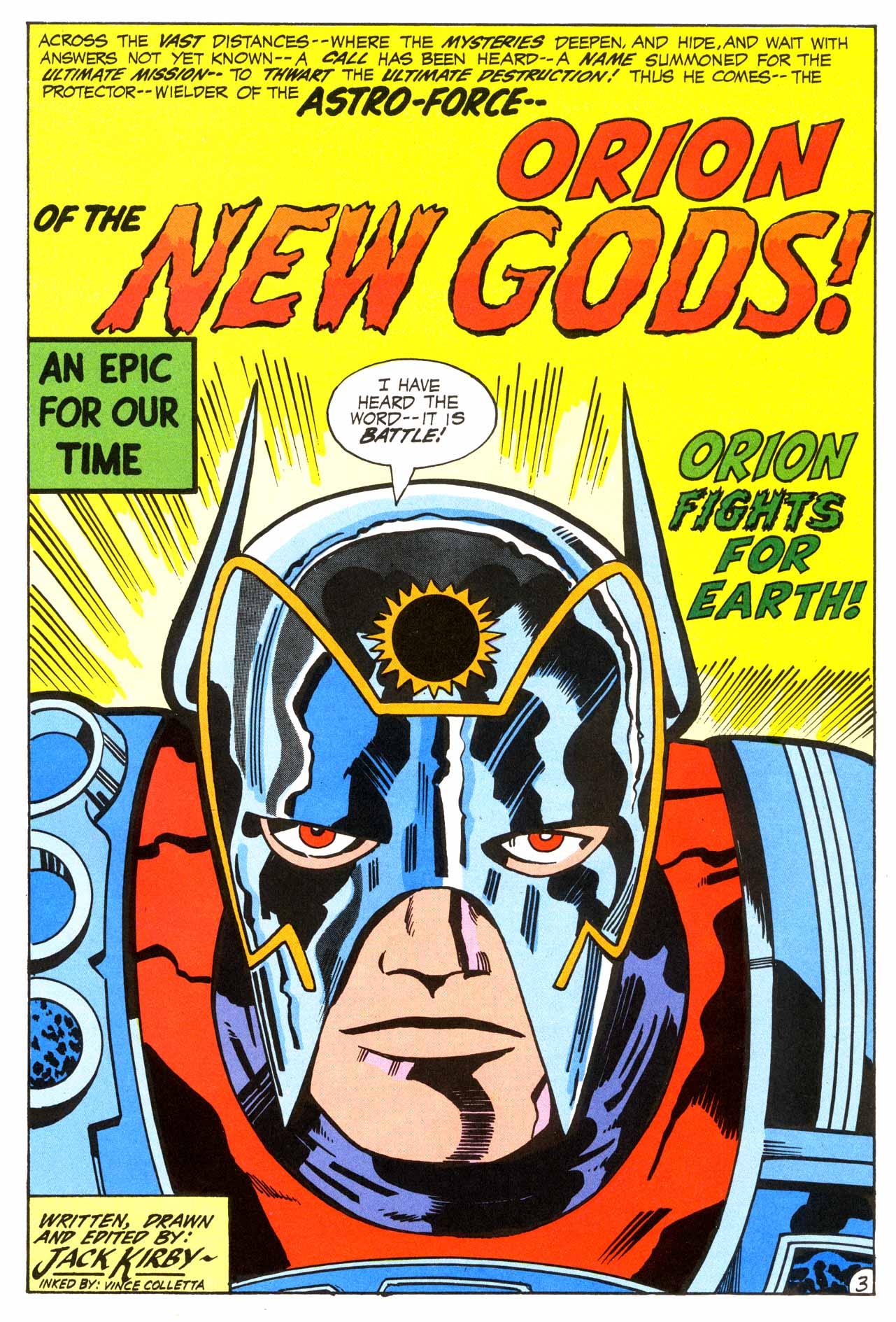 Resultado de imagen de new gods kirby