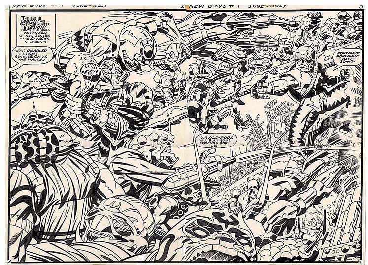 New-Gods-9-pages-2-3-Spread-1972