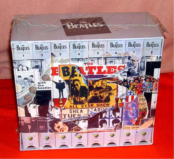 Anthology Project Beatles The Beatles Anthology Was