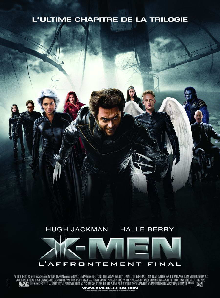 of the successful X-Men  X Men 1 Poster