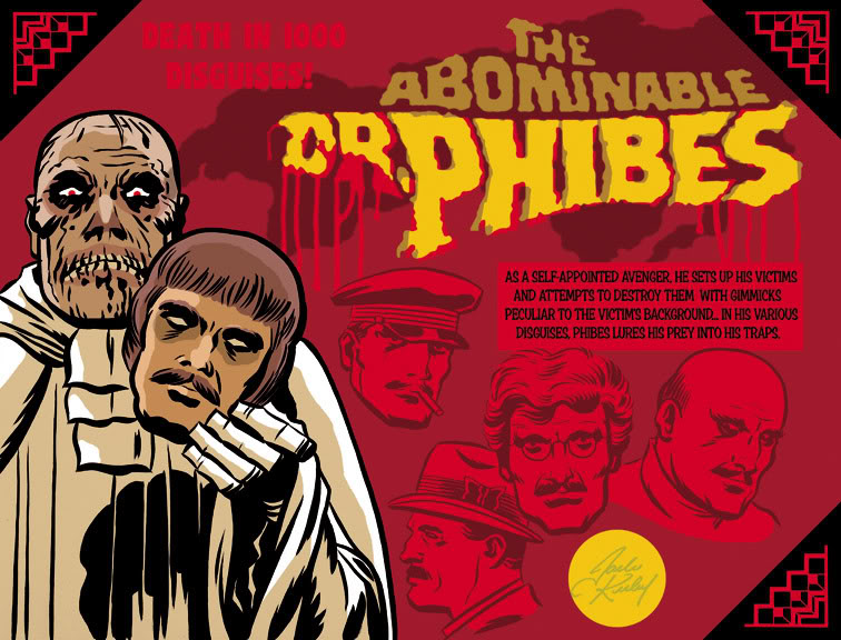 Image result for dr phibes