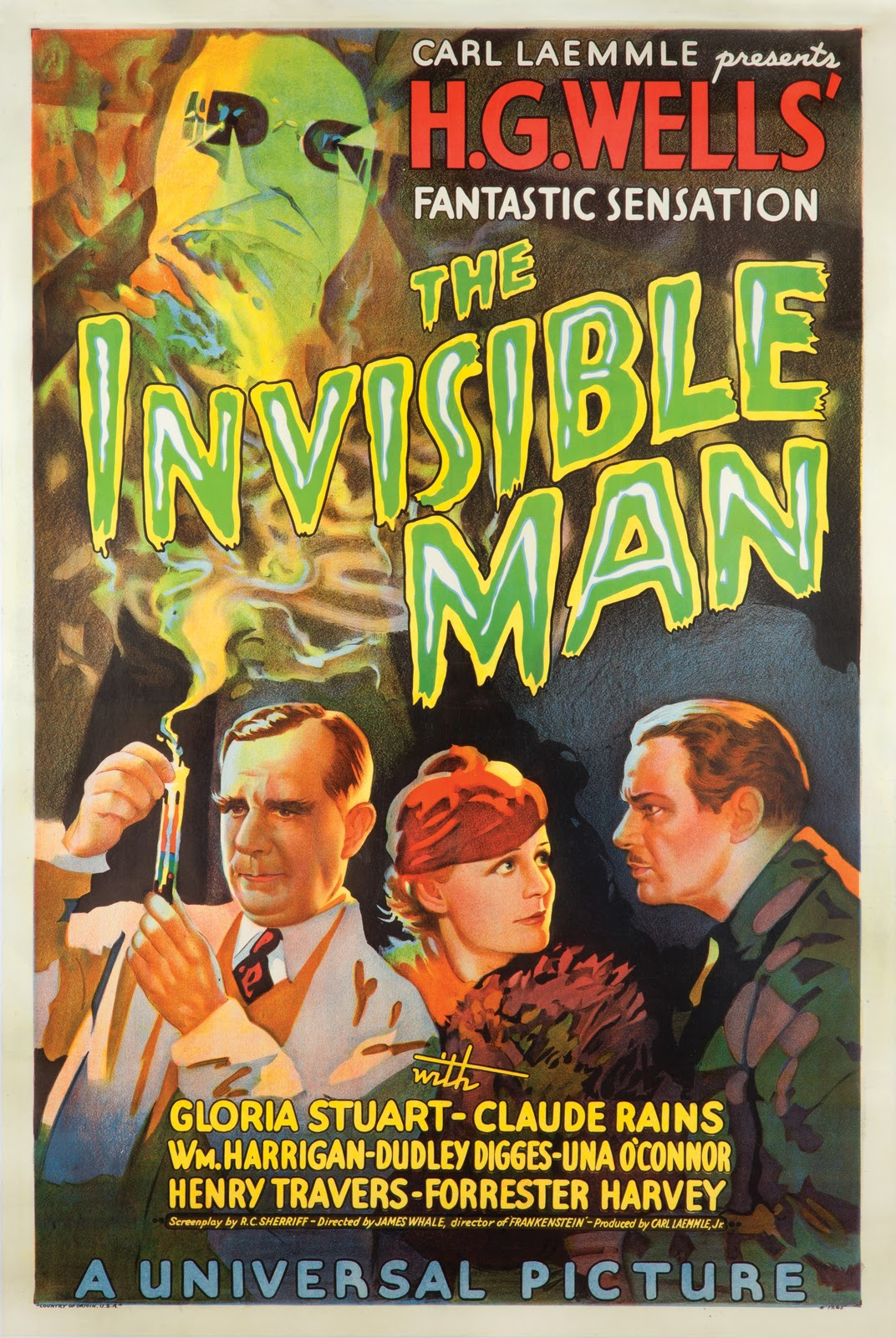 Invisible Man Questions and Answers