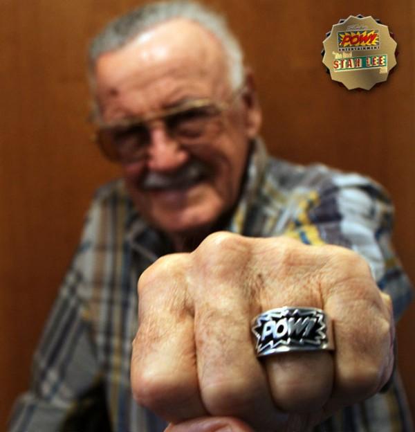 Stan Lee Excelsior Ring