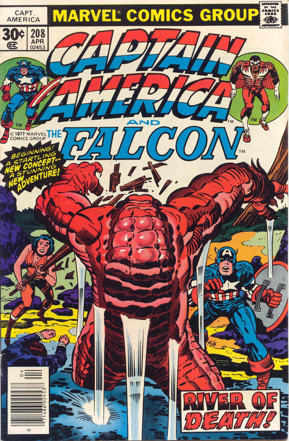 Captain America 208-00FC