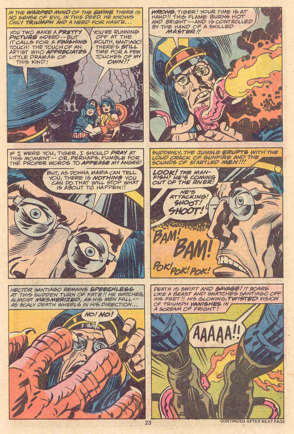 Captain America 208-14