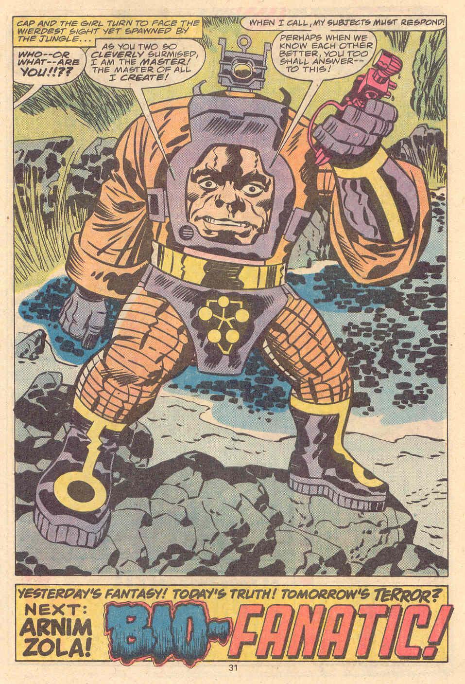 Captain America 208-19