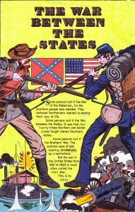 1961 - The War Between The States splash