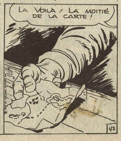 davy crockett comics