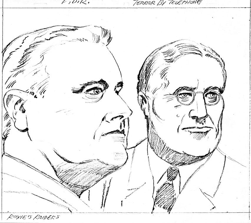 1982 - Franklin Delano Roosevelt