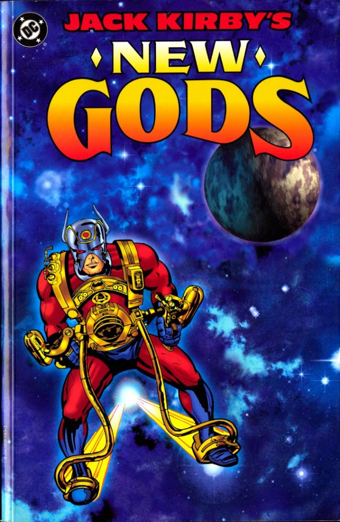 1998 - Jack Kirby's New Gods Trade paperback cover