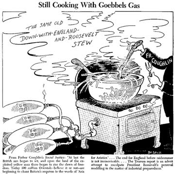 The good Dr. Suess speaks out after Coughlin swipes from Goebbels