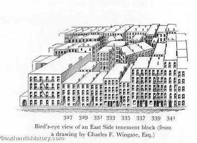 tenement layout