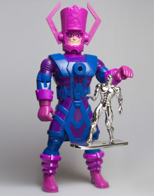 This isn't Archie or Casper – Even as action figures they're mythic