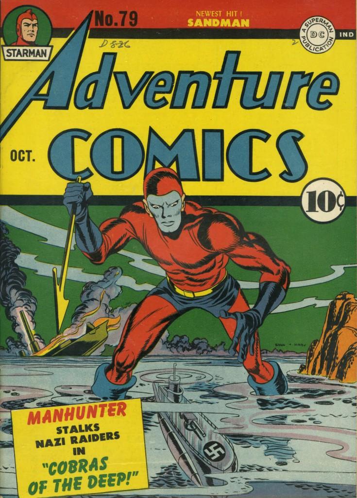 Adventure comics 79