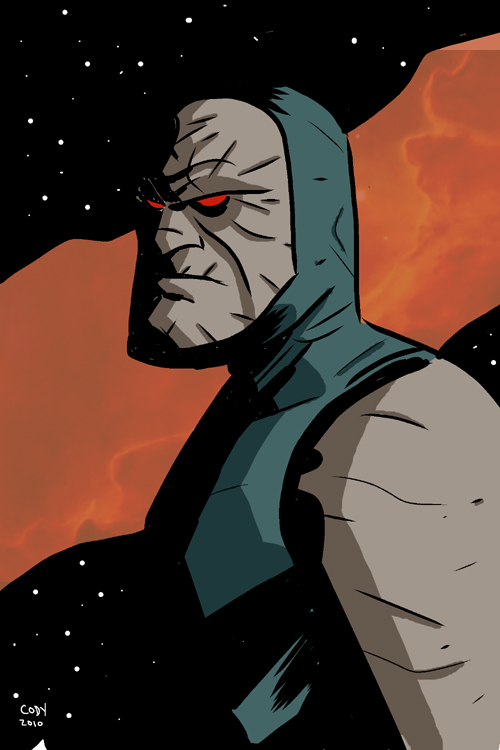 Darkseid_by_ryancody