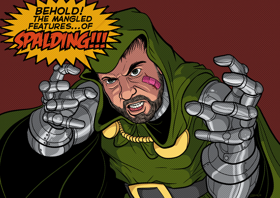 DRAW_ME__DOOM_Spalding_by_PaulSizer