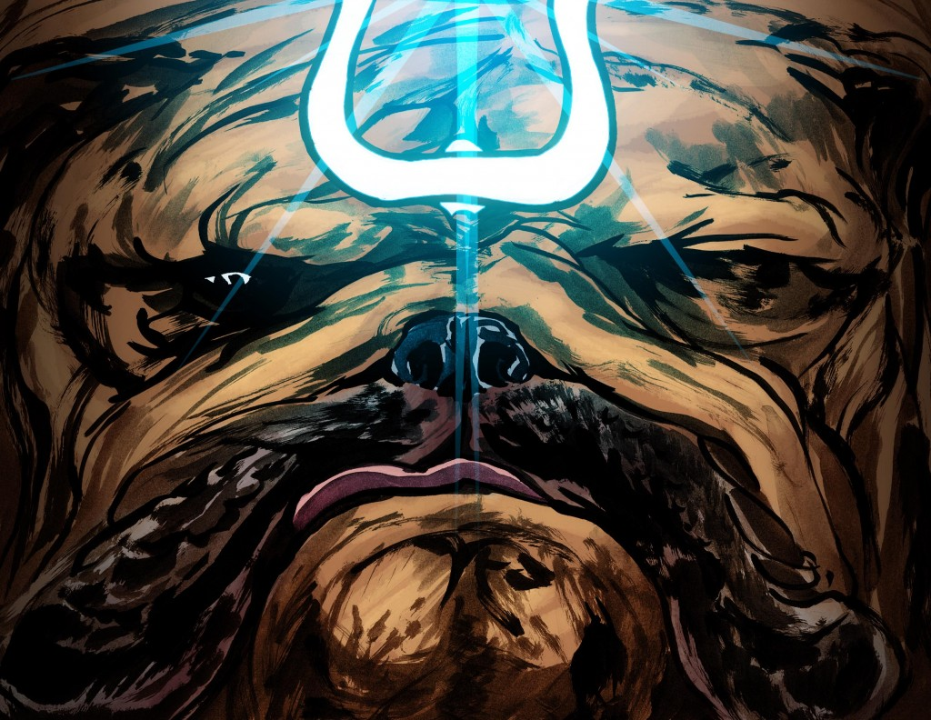 LOCKJAW_by_kyle_latino