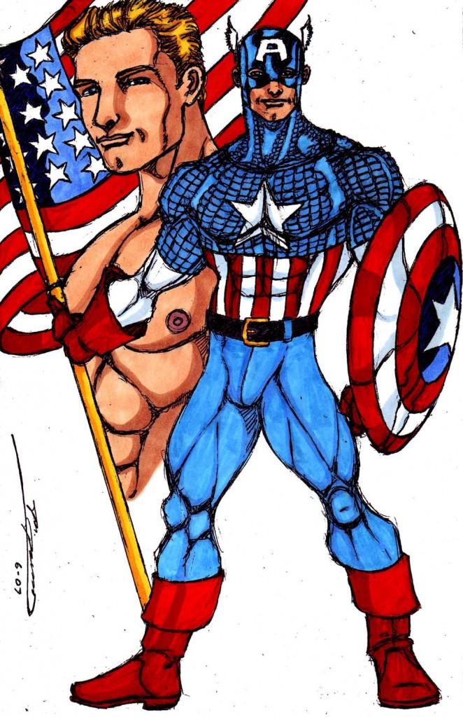Captain America 150