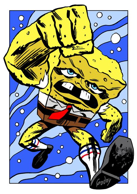 Godoy _ Bob Sponge