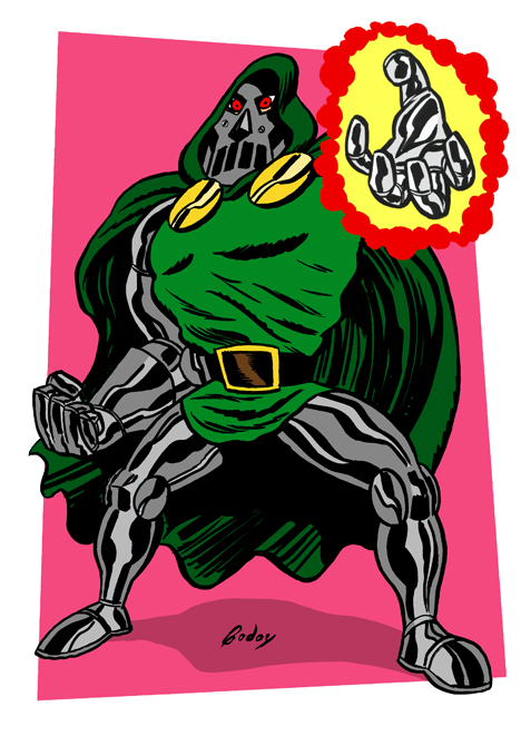 Godoy _ Doctor Doom