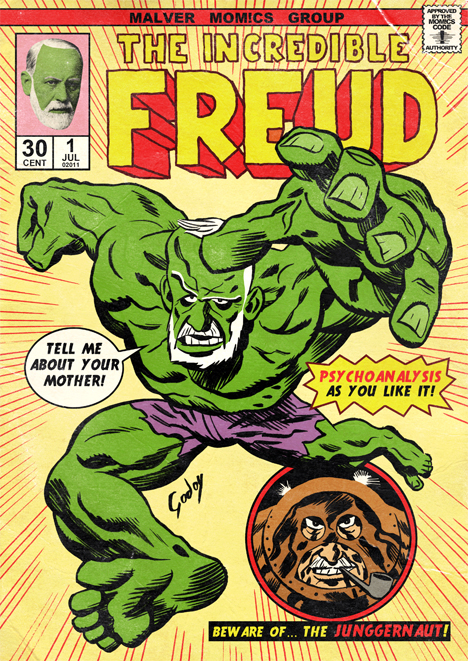 Godoy _ The Incredible Freud