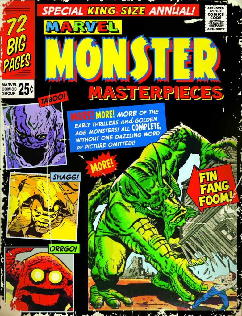 MONSTER MASTERPIECES FINAL
