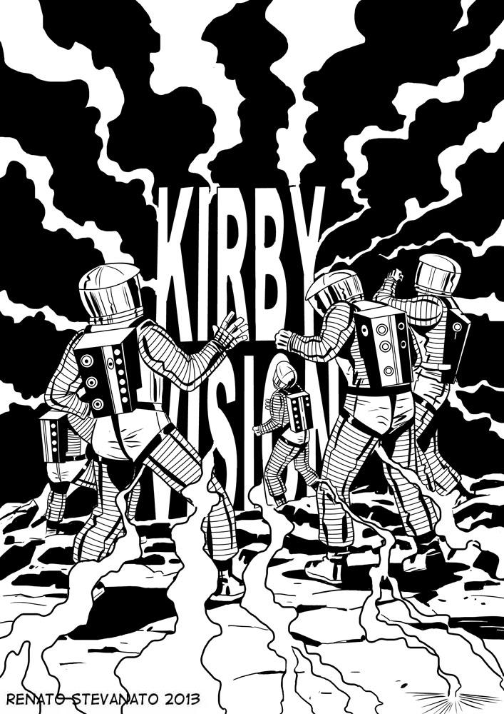 kirby vision