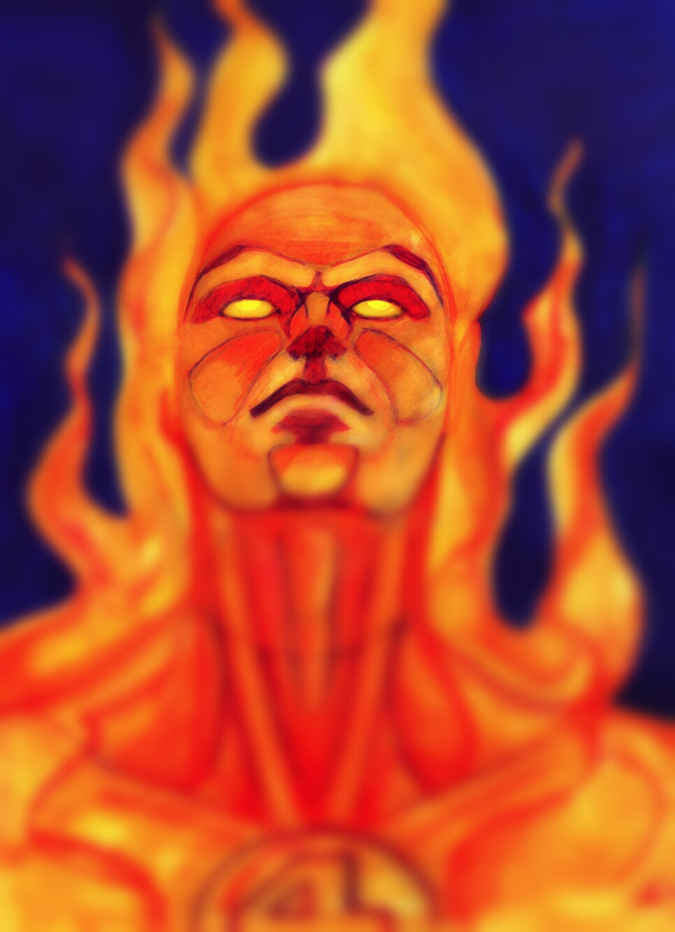 Johnny Storm,The Human Torch edit