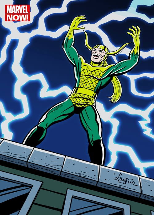 Loki color