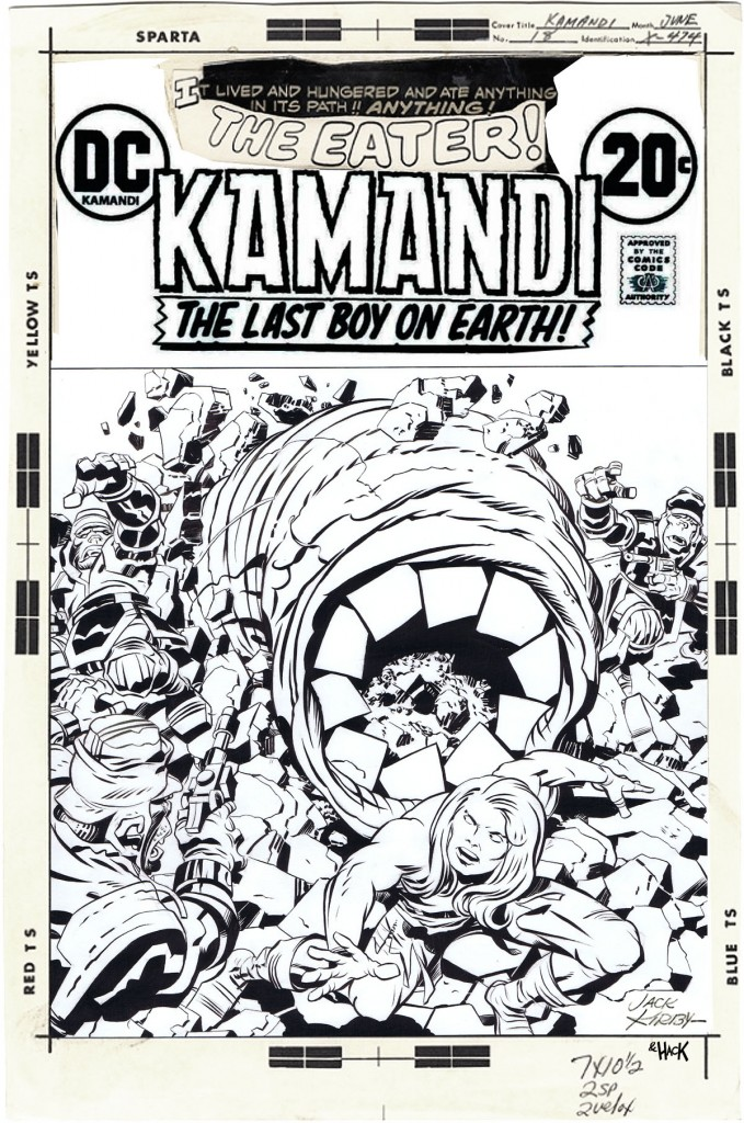 Kamandi18coverInks