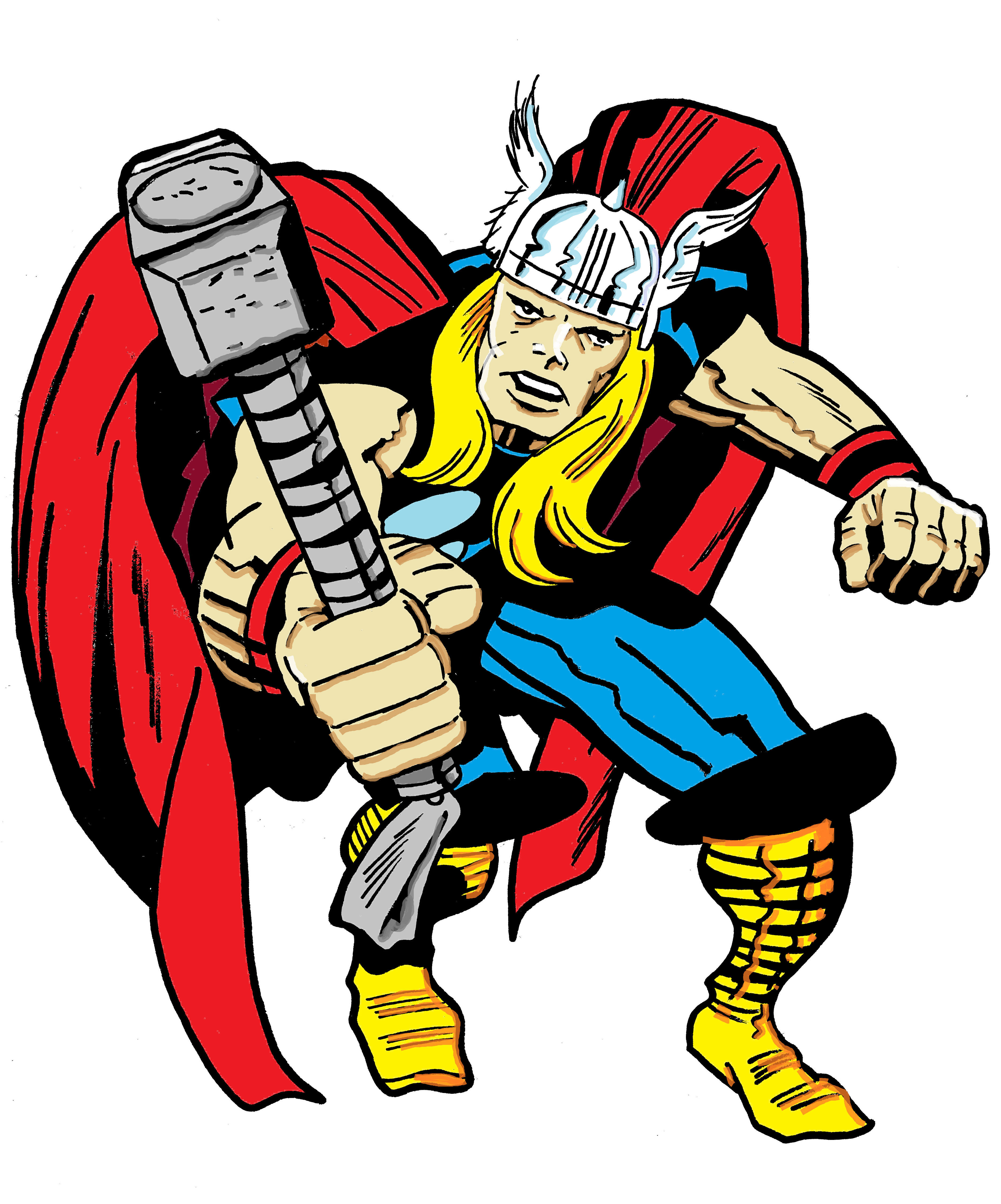 thor kirby vision