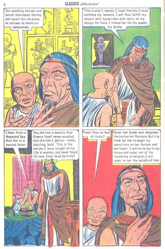 Classics Illustrated #35 [HRN-161] [1961]