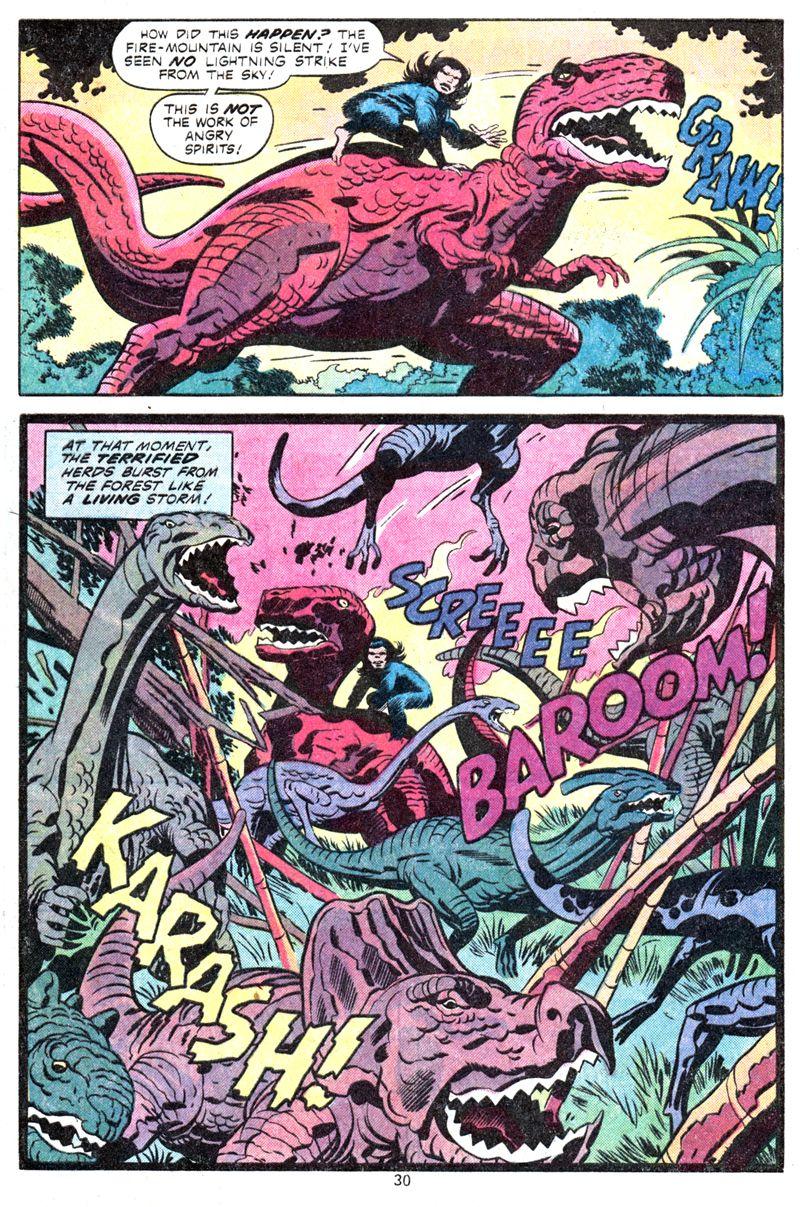 Devil Dinosaur Kirby