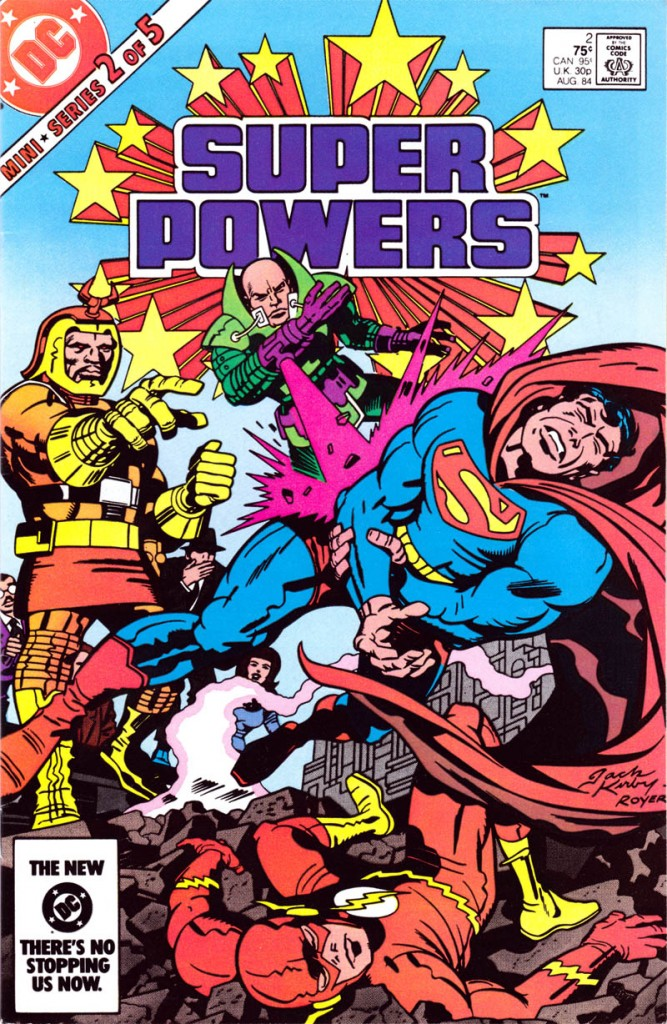 Super Powers #2 [1984]