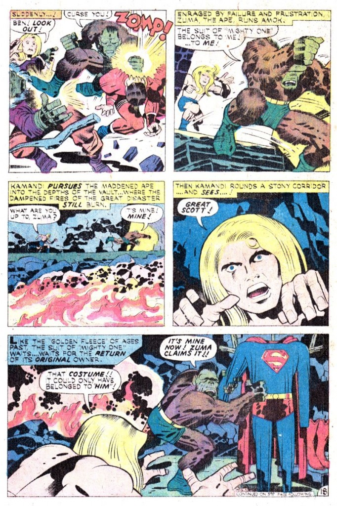 Kamandi, The Last Boy On Earth #29 [1975]