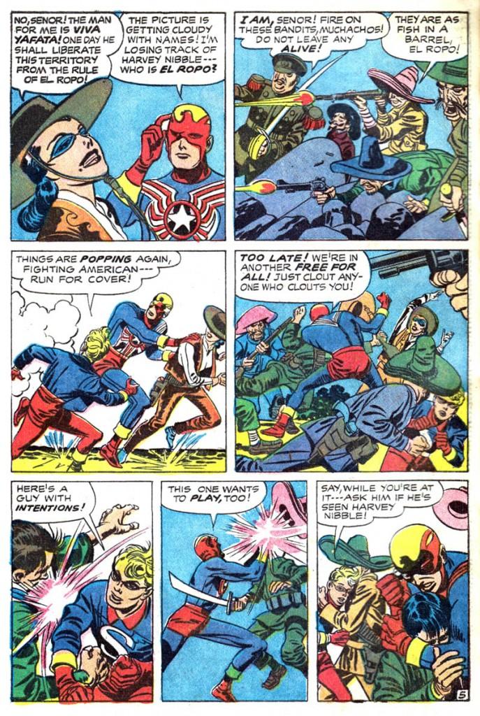 Fighting American #1 [1966]