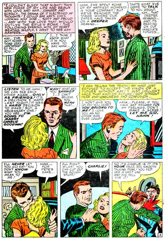 Young Love #50 [v5n8] [1953]