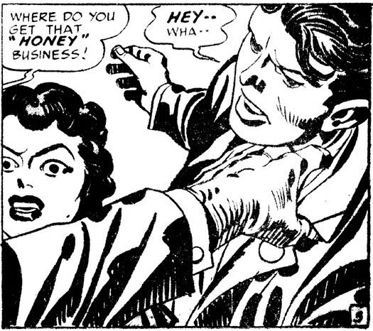 Young Romance #20 [v3n8] [1950]