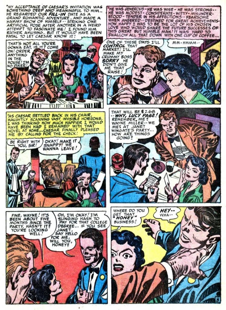 Young Romance #20 [v3n8] [1950]a