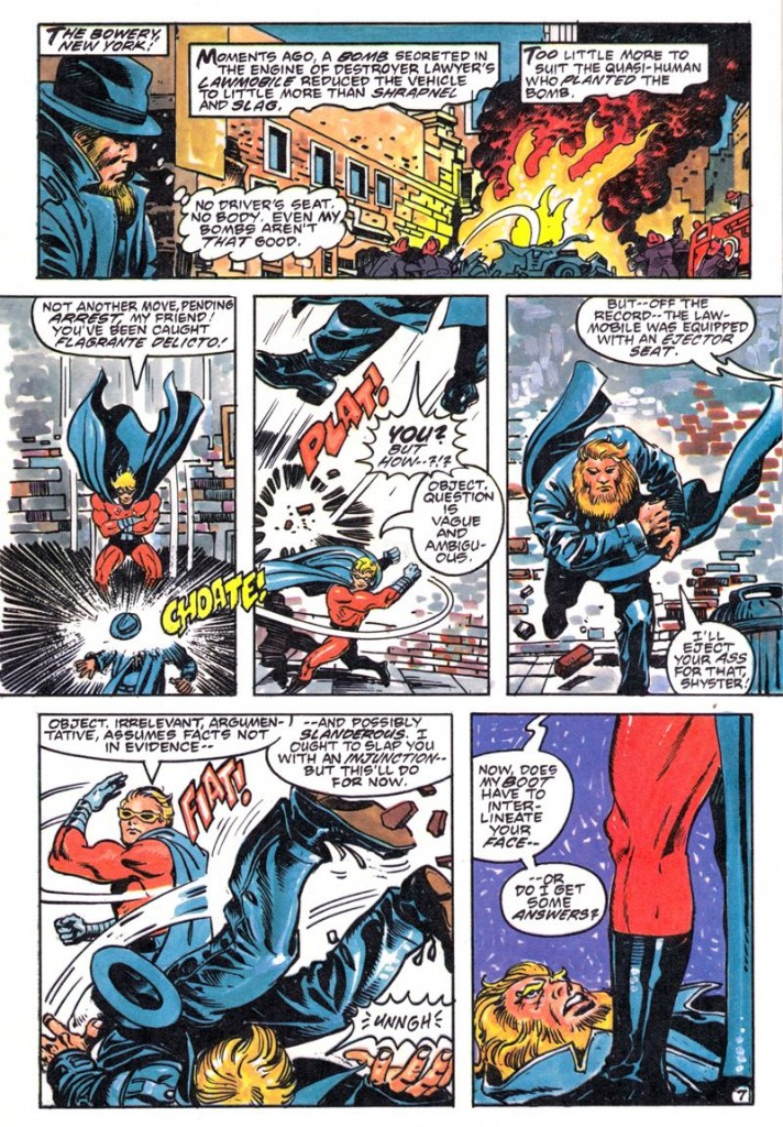 Destroyer Duck #5 [1983]