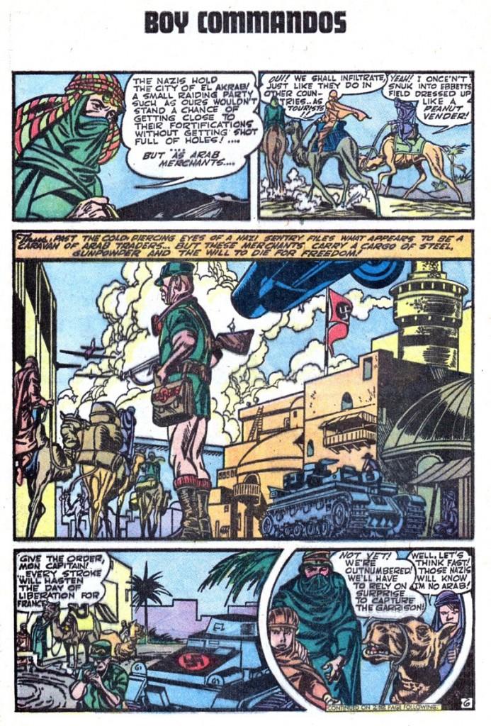 Boy Commandos #1 [1973]a