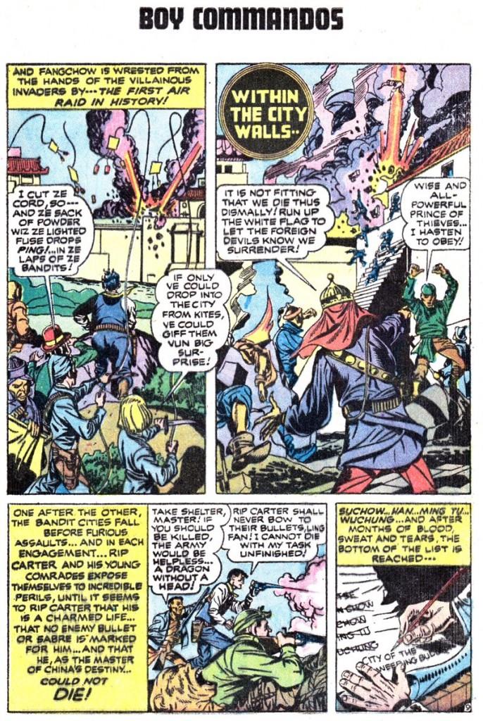 Boy Commandos #1 [1973]b