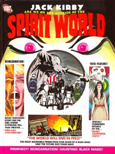 Spirit World By Jack Kirby 2012 #[nn]
