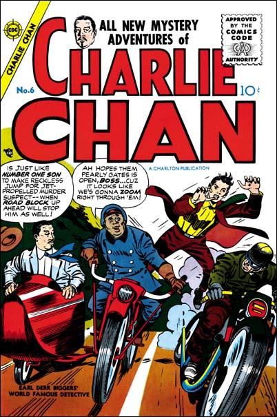 Charlie Chan #6