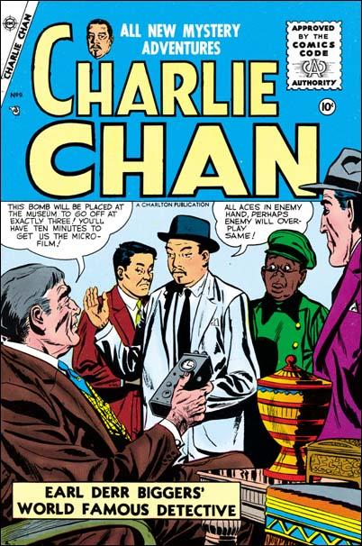 Charlie Chan #9