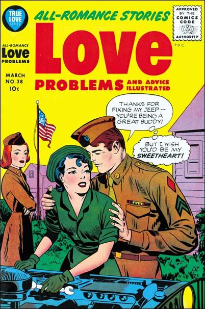 Love Problems #38