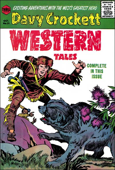 Western Tales #31