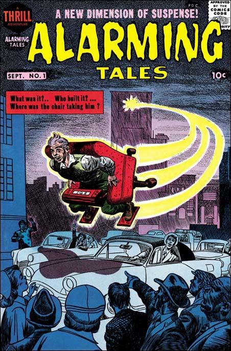 Alarming Tales #1
